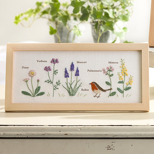 Garden Encyclopedia Frame