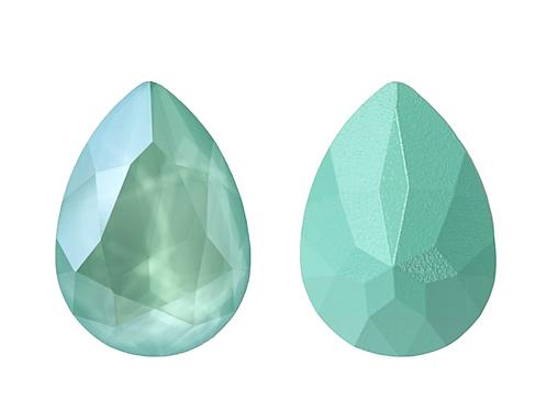 Swarovski 4320 Crystal Mint Green 14х10mm (4 pcs)