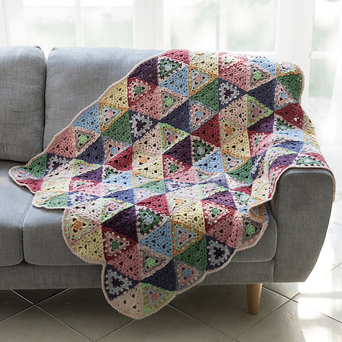 Triangle Blanket (Material Set)