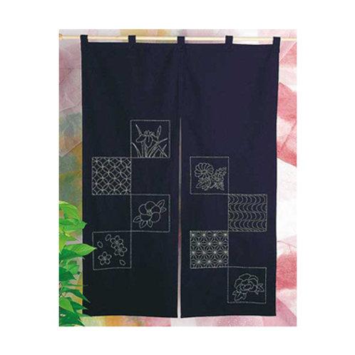 Curtain <Flowers>