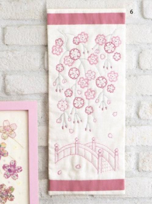 Sakura Mini Tapestry