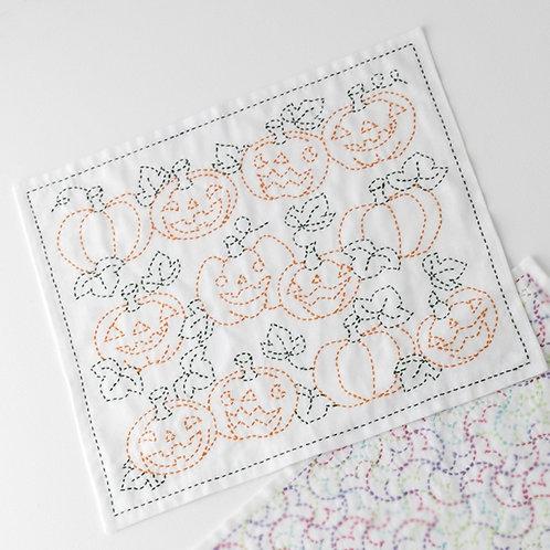 Stitch Cloth <Pumpkin>