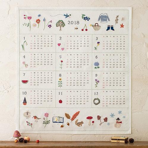 Seasonal Calendar 2018