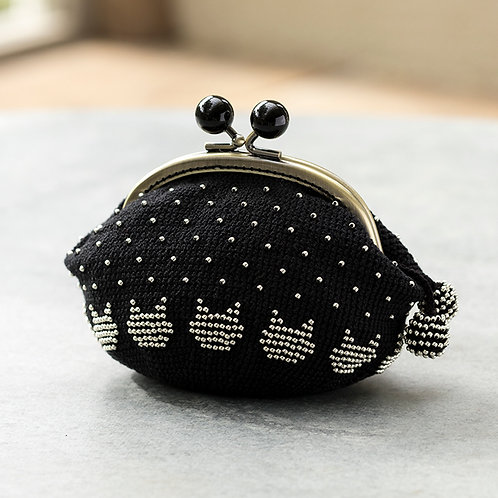 Cat Beads Pouch (Material Set)