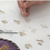 Thumbnail: Calligraphy Monogram Embroidery (4 Lessons x2.5 hours and material kit)