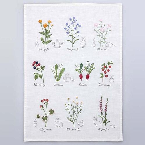 Stitch Cloth <Cottage Garden>
