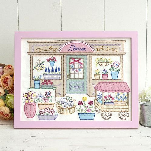 Florist Shop Frame