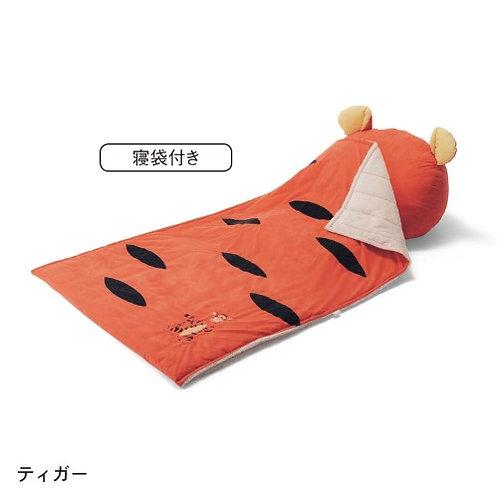 Tiger Sleeping Bag & Cushion