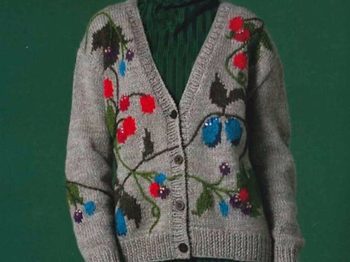 Tea Fruit Cardigan