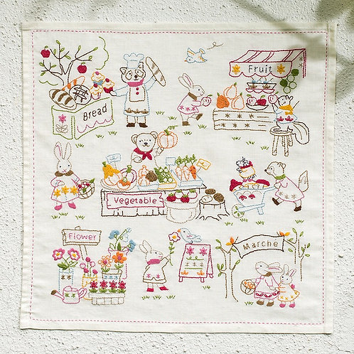 Stitch Cloth <Marche of the Forest>