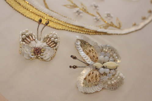 Haute Couture - Butterflies Material Kit