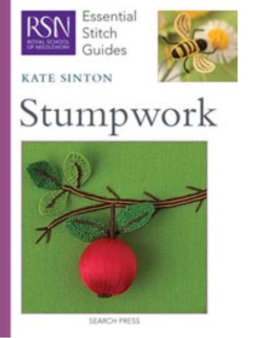 RSN Essential Stitch Guides: Stumpwork
