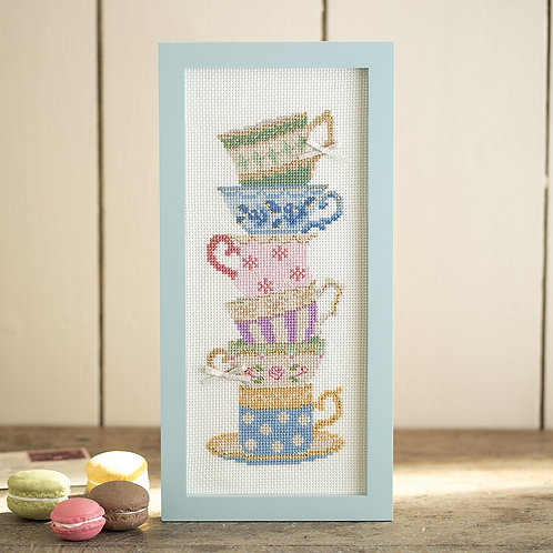 Cross Stitch Frame <Cup Collection>