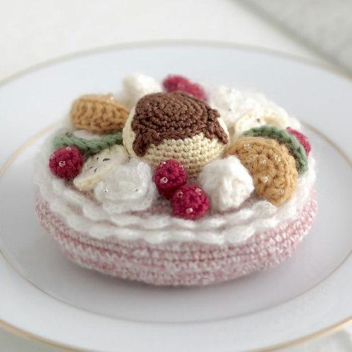 Pudding à la Mode Pouch (Material Set)