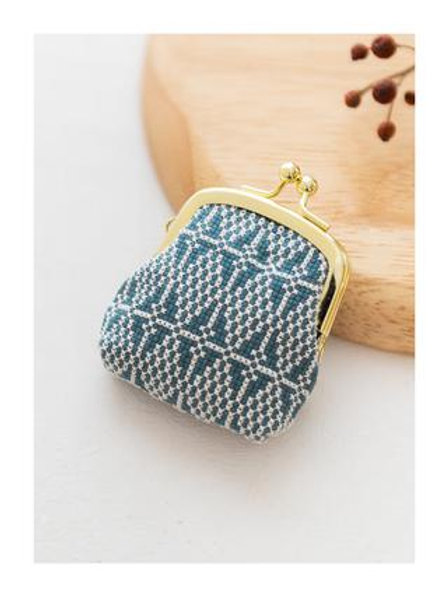 Cross Stitch Coins Bag Material Kit