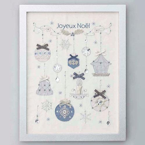 Cross Stitch Frame <Noël>