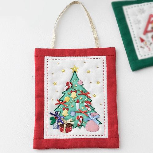 平野明子 Greeting Card <Christmas Tree>