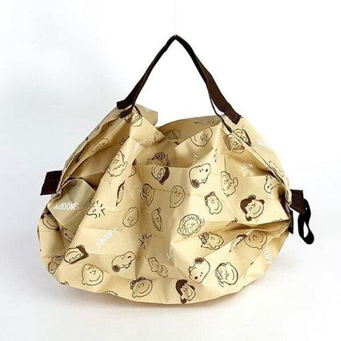 Snoopy Beige Eco Bag
