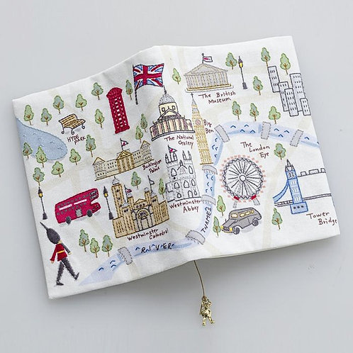 Book Cover <London Map>