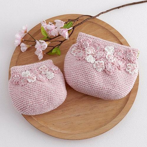 Sakura Cap Pouch