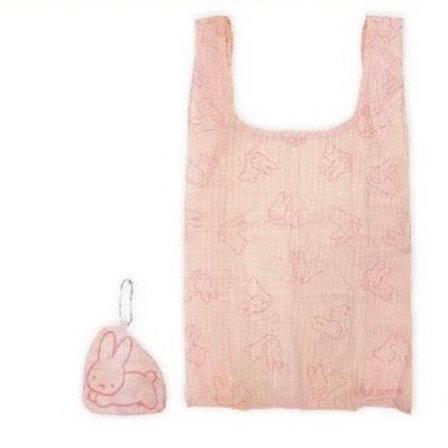 Miffy Eco Bag - Pink