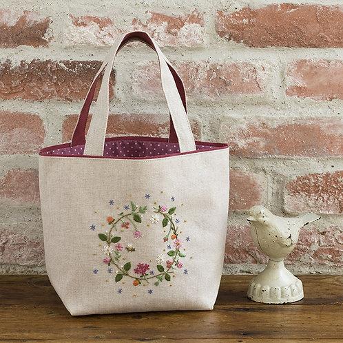 Tote Bag <Flower Lease>
