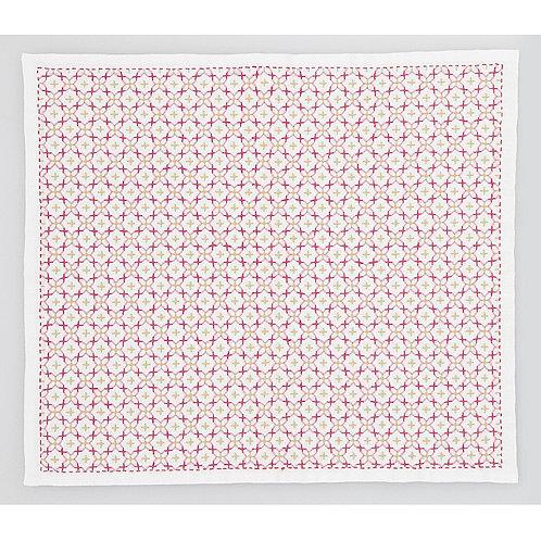 Stitch Cloth <Cross Flower>