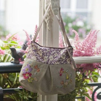 Aïda «Jardin d'Eden» Shoulder Bag