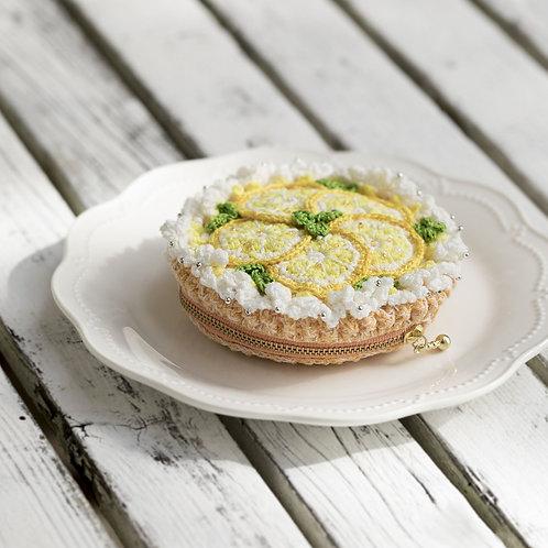Lemon Tart Pouch (Material Set)
