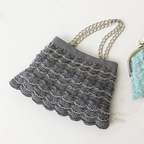 Frill Beads Bag (Material Set)