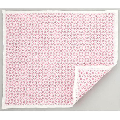Stitch Cloth <Flower Cross>
