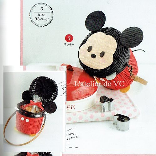 T-02 Mickey Handbag (1pc)