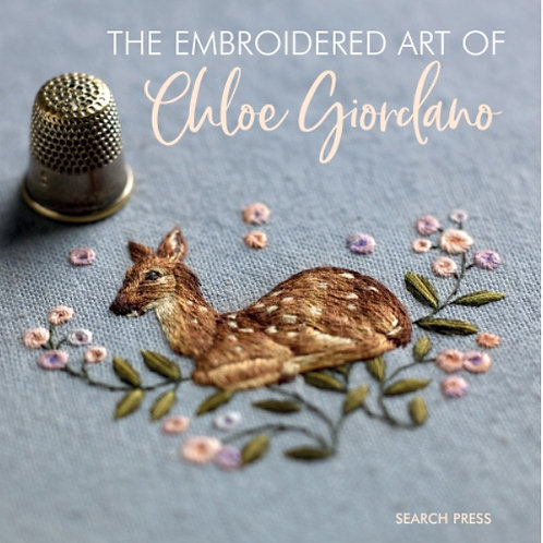 The Embroidered Art of Chole Giodano