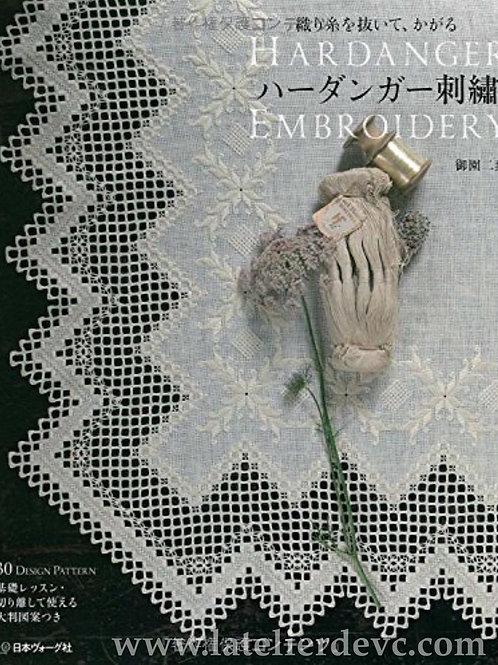 Linen Hardanger Embroidery