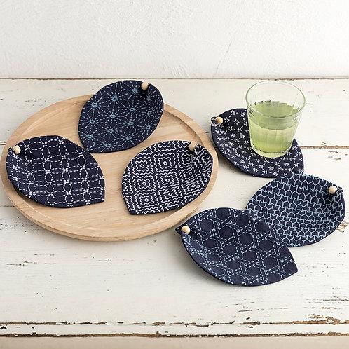 Coasters <Leaf >