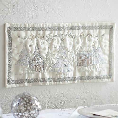 Mini Tapestry <Joyeux Noël>