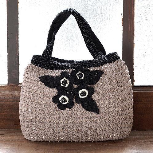 Flower Beads Bag (Material Set)