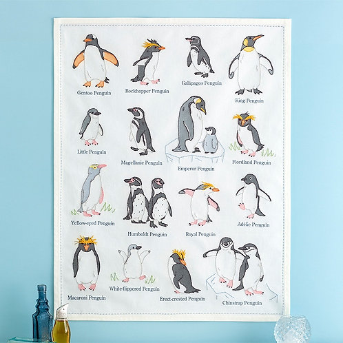 Stitch Cloth <Penguin>