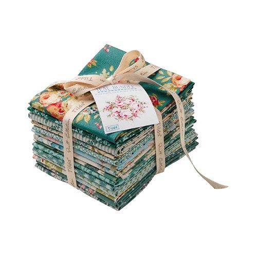 Tilda Fat Eight Bundle Fabric, 14 pcs