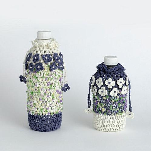 Hydrangea Bottle Holder (Material Set)