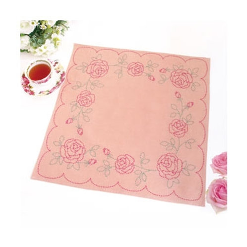 Wrapping Cloth <Rose>