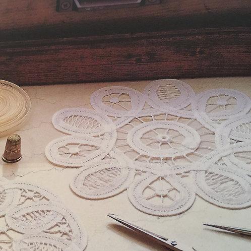 Battenberg Lace Making