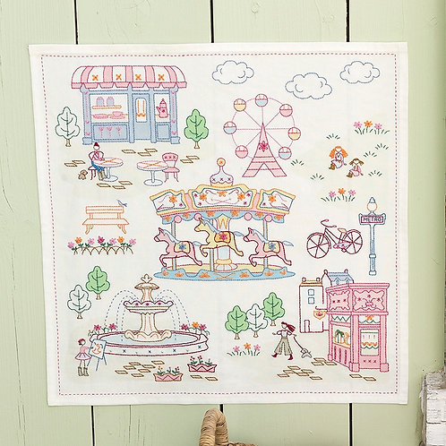 Stitch Cloth <Park>