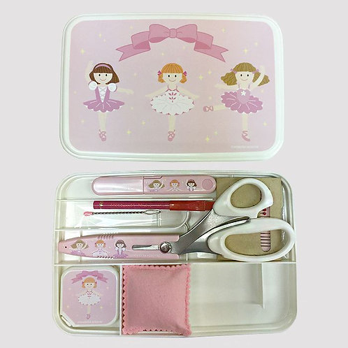 Ballet Girl Sewing Box Set