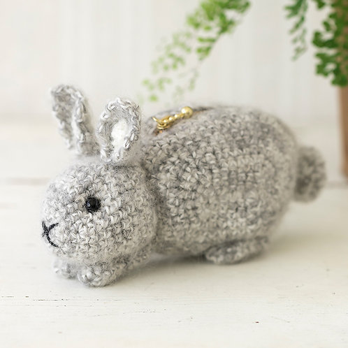 Rabbit Pouch (Material Set)