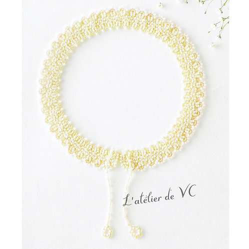 Baby's Breath Motif Necklace material kit