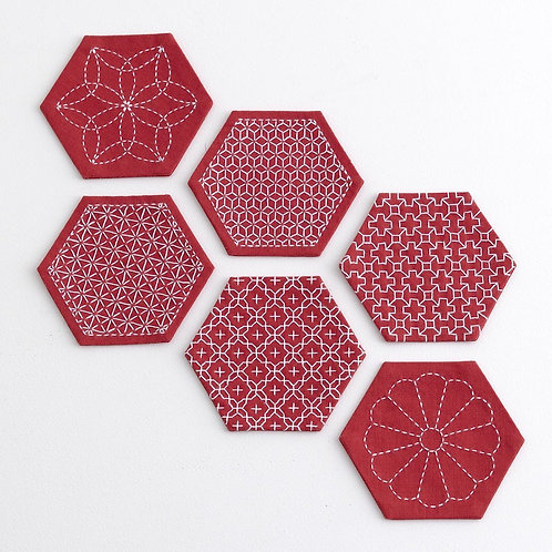 Coasters <Hexagon>