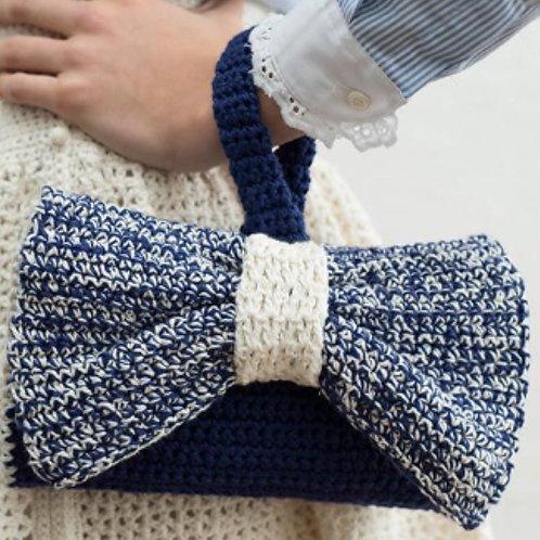 Ribbon Handbag Material