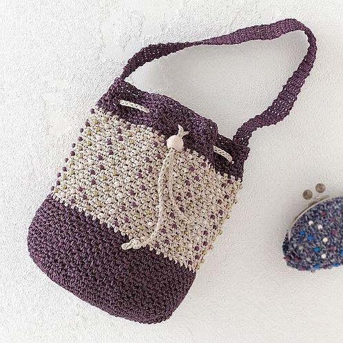 Wood Beads Bag (Material Set)