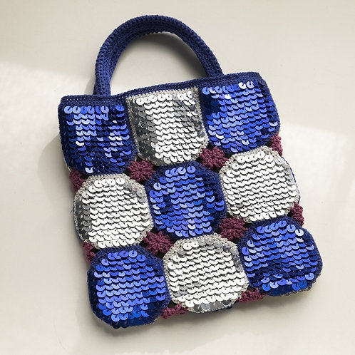 Sequin Mini Bag (Material Set)
